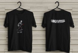 tee machine Australia - T Shirt Quotes Men's Fashion 2019 O - Neck Printing Machine Lil Peep Schemaposse Short - Sleeve Tees