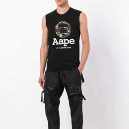 New t shirts everyday online shopping - Men Women Brand Vests Fashion Summer Sleeveless Designer Vests New Arrival Mens Womens Tanks Top Tees Luxury T Shirts
