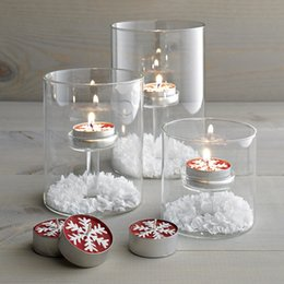 $enCountryForm.capitalKeyWord Australia - 1pcs Modern Style Minimalism Glass Art Candlestick Tealingt Candle Holder For Wedding Bar Party Livingroom Home Decoration Y19061804