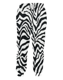 $enCountryForm.capitalKeyWord NZ - Casual Pants Boy New Long Loose Leopard 3D Trousers Printed Zebra Stripes Hiphop Large Size Costuming Unisex Winter Trouser RG070