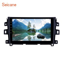 Radio Gps Dvd Nissan Australia - 8-core 10.1 Inch Android 9.0 Car Radio GPS Navigation for 2011-2016 Nissan Navara with Music Bluetooth AUX support TPMS SWC OBD2 Car DVD