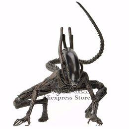 "$enCountryForm.capitalKeyWord Australia - Toyspark Aliens 7"" Scale Xenomorph Action Figure Extendable Inner Mouth Covenant Moive Collectible 2017 Neca Alien Series C19041501"