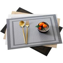 $enCountryForm.capitalKeyWord NZ - Premium Quality Placemats Kitchen Dinning Table Place Mats Non-slip Dish Bowl Placement Heat Stain Resistant Table Decorative Mats 45x30cm