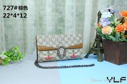 $enCountryForm.capitalKeyWord NZ - Luxurys Handbags Original material Embroidery Designers Handbags high quality Famous Brands bag Genuine leather Shoulder Bags come
