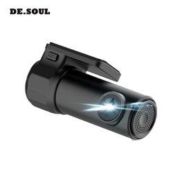 max vision 2019 - Full HD1080P WiFi Hidden Dash Cam 360 Degree Max Turning 170 Degree Wide Angle Lens WDR G sensor Car DVR Driving Recorde