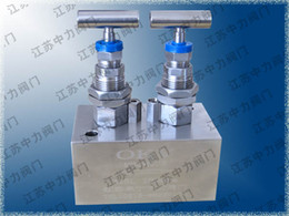 Safety Blocks Australia - Stainless steel 100MPa ultra high pressure integrated valve block