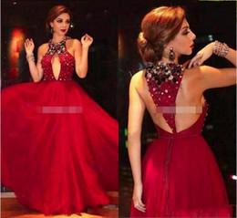 Rote Ausschnitte Sexy Online Großhandel Kleider Vertriebspartner b7g6fy