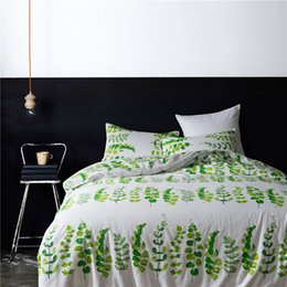 $enCountryForm.capitalKeyWord Australia - Floral Printed Luxury Retro Style Duvet Cover Set,100% Natural Cotton,Ultra Soft Breathable Comfortable Bedding Set-1 Duvet Cover and 2 Pill
