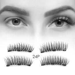 $enCountryForm.capitalKeyWord NZ - 3 Magnetic Eyelashes 3d Magnet False Eyelash Extension Cilios Posticos Natural Brown Fake Lashes Magnetique