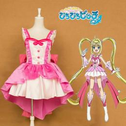 Wholesale nanami cosplay resale online - Nanami Ruchia Luchia Legend of Mermaid Melody Pichi Cosplay Costume Dress