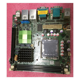 rev motherboard Canada - KINO-G410-R20 Rev:2.0 industrial motherboard CPU Card tested working