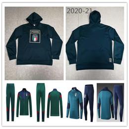 Short Sleeve Suit jacketS men online shopping - Italy soccer training suit national team ITALIAN INSIGNE VERRATTI GHIELLINI long sleeve football jacket Sweater tracksuit