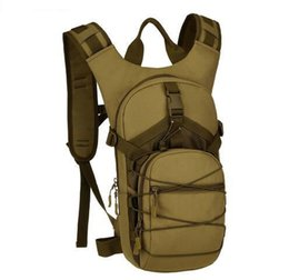 sports equipments UK - Tactical Waterproof Outdoor Bags Riding Rucksack Portable Outdoor Sports Bag Traveling Hiking Equipments Multifunction Backpacks #814299