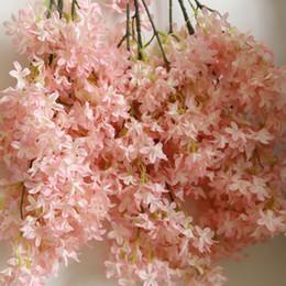 $enCountryForm.capitalKeyWord Australia - 95cm cherry blossom artificial flower home decoration Sakura Tree Stem for Event Wedding Tree Decor Artificial Decorative Flowers MW31583