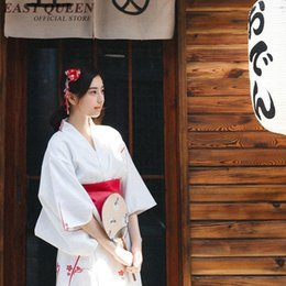 c98d603fa Traditional Japanese Dresses Australia - Japanese Kimono Traditional Dress  Cosplay Female Yukata Women Haori Japan Geisha