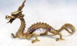 $enCountryForm.capitalKeyWord Australia - Bronze statue copper dragon decoration zodiac feng shui products feng shui home decoration crafts