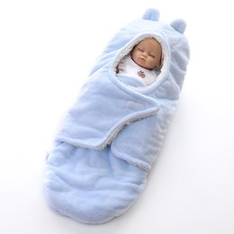 $enCountryForm.capitalKeyWord UK - VTOM Hot Sale Baby Robe Solid Comfortable Cotton Sleepwear Hooded Robe Toddler Baby Bath Towel For Boys And Girls