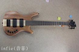 Bass strings set online shopping - Price new arrival string bass guitar neck body a set of design guitar