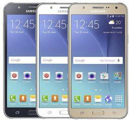 SamSung core lcd online shopping - Refurbished Original Samsung Galaxy J7 J700F Dual SIM inch LCD Screen Octa Core GB RAM GB ROM MP G LTE Unlocked Phone