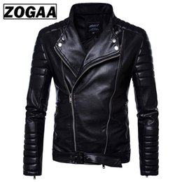$enCountryForm.capitalKeyWord Australia - Cool College Baseball Jacket Men Fashion Design Black Pu Leather Sleeve Men Fit Varsity Jacket Brand Leather Streetwear Coats