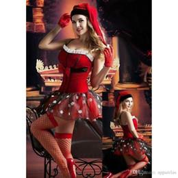 $enCountryForm.capitalKeyWord Australia - Christmas Uniforms Wholesale Sexy Uniforms Performance Clothing Small Red Riding Hat Halloween Costume + Hat