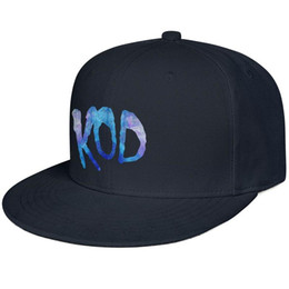 J hats online shopping - Blue J Cole KOD Snapback Flat Cap Fitted Cotton Caps Fit Adult Men s Womens Hats