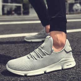 Spring Fall Canvas Shoes Australia - New Arrival 2018 Fashion Men Casual Shoes For Male Sneakers New 2018 Spring Autumn Canvas Men Shoes RME-334 Athletic Shoes