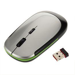 $enCountryForm.capitalKeyWord Australia - 2.4GHz USB Receiver Slim Mini Wireless Optical Mouse Mice for Computer PC Fashion Ultra-thin Mouse For Laptop Computer Wholesale