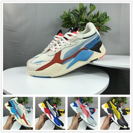 $enCountryForm.capitalKeyWord NZ - 2019 The latest color matching Desiner Sneakerx Transformers RS-X Runner retro coconut running shoes men's tide brand sports casual shoes