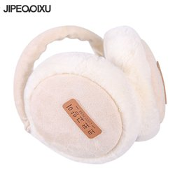 $enCountryForm.capitalKeyWord Canada - Autumn Winter Warming Earmuffs Children Outdoor Protection Foldable Ear Muffs Plus Plush Comfortable Unisex 6 Colors