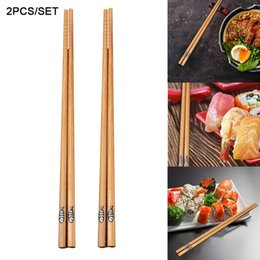 $enCountryForm.capitalKeyWord Australia - 2 Pairs   Set Japanese Style Bamboo Chopsticks Creative Cute Style Fish Print High Quality Bamboo Chopsticks Perfect Gift