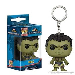 $enCountryForm.capitalKeyWord Australia - Pretty Discout Funko Pocket POP Keychain - Hulk Vinyl Figure Keyring with Box Toy Gift CHRISTMAS Good Quality Free Shipping