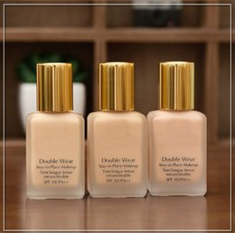 Big Makeup Brands Australia - Famous brand Double Wear stay-in-place makeup Foundation