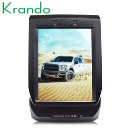 "$enCountryForm.capitalKeyWord Australia - Krando Android 6.0 12.1"" Tesla Vertical touch screen car dvd gps for Ford F150 2015-2018 gps radio navigation multimedia system KD-FV201"