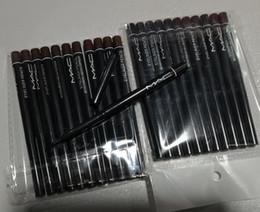 Brand eye liner online shopping - 2019 Designer brand M brand Makeup Rotary Retractable Black Eyeliner Pen Pencil Eye Liner New Hottest Eye Liner