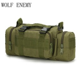 $enCountryForm.capitalKeyWord NZ - Newest Outdoor Military Tactical Waist Pack Shoulder Molle Camping Hiking Pouch Hunting Bags #664589
