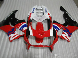 honda cbr fairings for sale Australia - ZXMOTOR Hot sale fairings for Honda CBR900RR CBR 893 1995 1997 white red black fairing kit CBR893 95 97 QW34