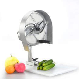 potato cutter free Australia - FREE SHIPPING Lemon Fruit And Vegetable Fruit And Vegetable Cutter Multi-functional Manual Vegetable Cutter Potato And Ginger Slicer