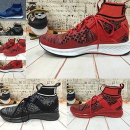 f0c661a96d9 Europe Most popular New Women Shantell Martin Muse Maia Street Graphic Red  Black Green Blue Ignite Evoknit Knockout Pink Green casual Shoes