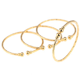 b59e2716d3697 Shop 18k Gold Baby Bangles UK | 18k Gold Baby Bangles free delivery ...