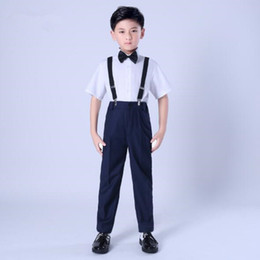$enCountryForm.capitalKeyWord Australia - 2019 New Top Quality Boys White Blazer 4 pcs  set Wedding Suits for Boy Formal Dress Suit Prom Suits Toddler Boys