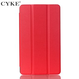 Wholesale CYKE Universal Adjustable PU Leather Stand Case Cover For NVIDIA Shield Tablet K1 With Auto Sleep Wake Function
