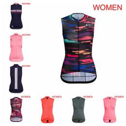 $enCountryForm.capitalKeyWord Australia - RAPHA team Cycling Sleeveless jersey Vest women summer Breathable trend hot sale Quick drying T-shirt X62628