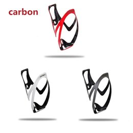 Water Bottle Cages For Bicycles Australia - 3 color bicycle bottle holder holder for strollers ultralight mountain bike bicycle universal water bottle cage carbon #740141