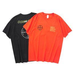 bda87b6849ca 2019 New Funny Graphic Printed T shirt Men Casual O-neck Cotton Hip Hop T-shirts  Short Sleeve skateboard Streetwear