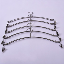 Hanger Clothes Save Space Australia - High Grade Hardware Coat Hanger Exhibition Special Purpose Hangers Hanging Durable Anti Deformation Clothes Rack Save Space 1 6hd j p