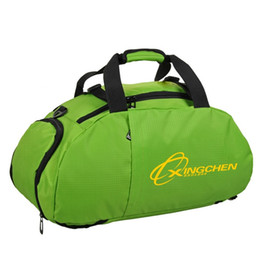$enCountryForm.capitalKeyWord UK - Nylon Large Capacity Dual Function Sports Bag for Women Men for The Gym Fitness Sports Backpacks Training Bag Shoes Yoga #221937