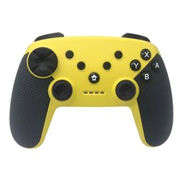 gyroscope controller NZ - New Switch Handle PC Vibration Gyroscope Switch Pro Wireless Bluetooth Game Controller