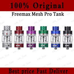 Metal 5ml Australia - Authentic Freemax Mesh Pro Tank 5ml Resin Bubble Glass Version Sub Ohm Tank Subohm Atomizer Fit 510 Mods Ecig DHL Free
