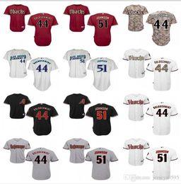 2a89ca4d7 Baseball Jerseys Diamondbacks NZ - custom Men s women youth majestic  Arizona Diamondbacks Jersey  51 Randy